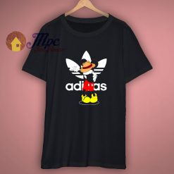 MICKEY MOUSE MICHAEL JACKSON ADIDA T SHIRT