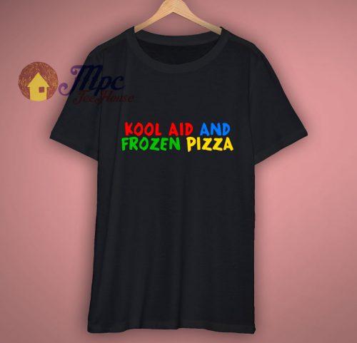 Mac Kool Aid and Pizza Unisex T Shirt