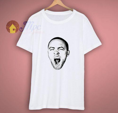 Mac Miller Face T Shirt