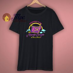 Magic Carpet Airlines Aladin Shirt