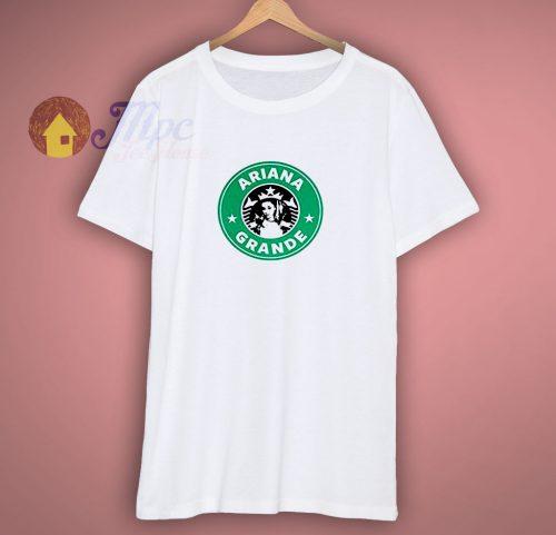 Mermaid Princess Ariana Grande Tee Shirt