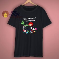 Mermaid Thingamabobs T1D diabetes Youth T Shirt