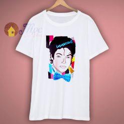Michael Jackson Crop Tee Innocent T Shirt