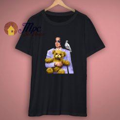 Michael Jackson Funny Art T Shirt