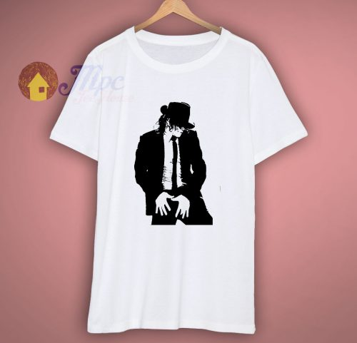 Michael Jackson King Of Pop T Shirt