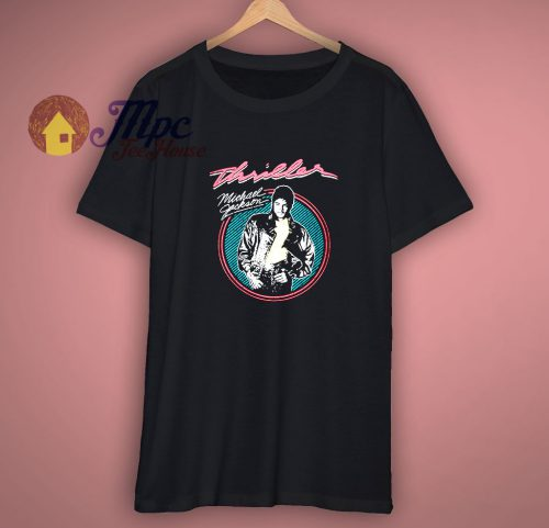 Michael Jackson Thriller T Shirt