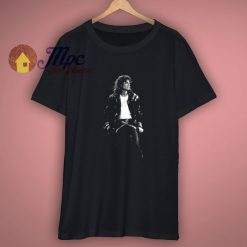 Michael Jackson vintage photo art T shirt