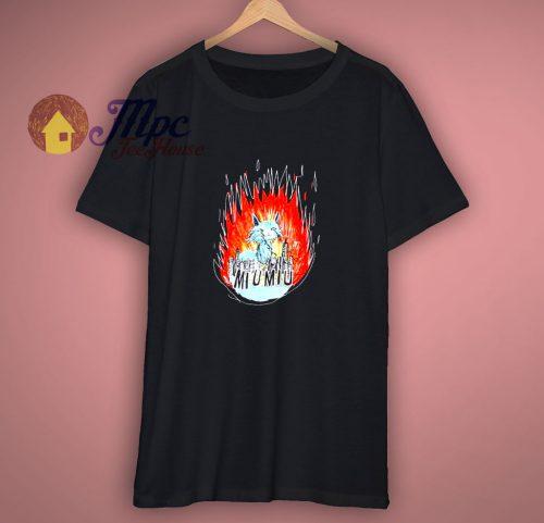 Miu Miu Cat Funny T Shirt