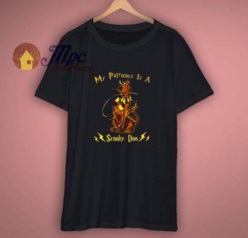 My Patronus Is A Scooby Doo T Shirt