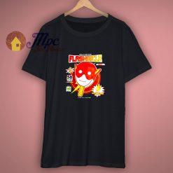 Nerd Block The Flash Flashsicle T Shirt