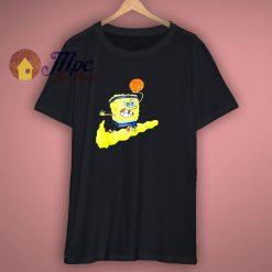 Nike Kyrie Spongebob T Shirt