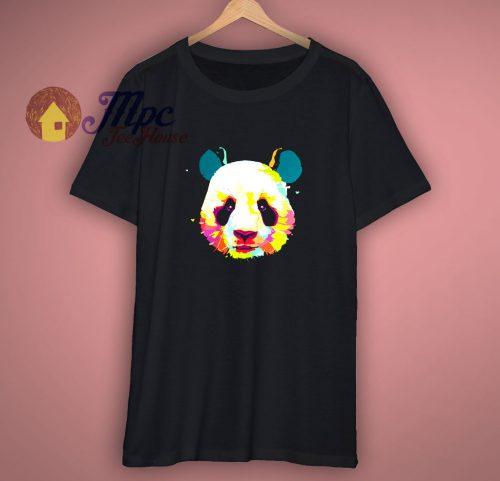 PANDA Shirt Spirit Animal Sketch