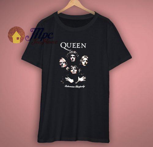 Queen Bouemian Rhapsody T shirt