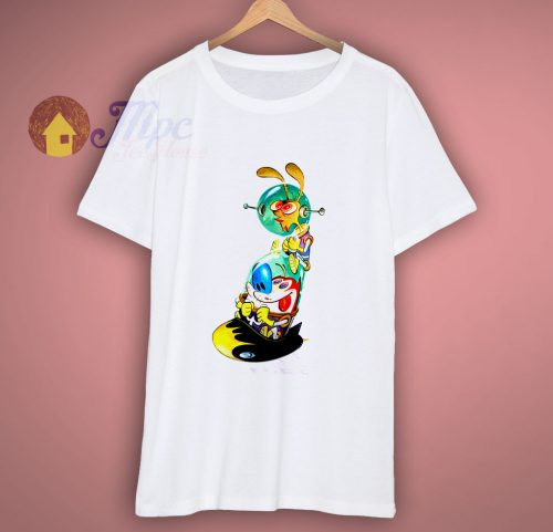 Ren and Stimpy Original Art T Shirt