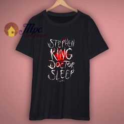Stephen King Doctor Sleep Movie Poster T Shirt