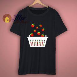 Strawberries Fruit Lover Gift T Shirt