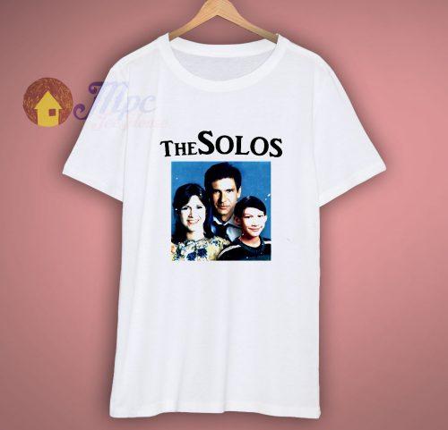 THE SOLOS Family Portrait T Shirt
