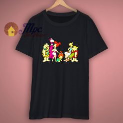 The Flintstones Cast T Shirt