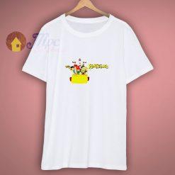 The Flintstones Custom T Shirt