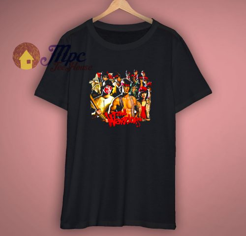 The Warriors Vintage Movie T Shirt