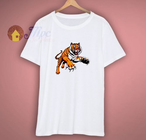 Awesome Tiger Scary T Shirt