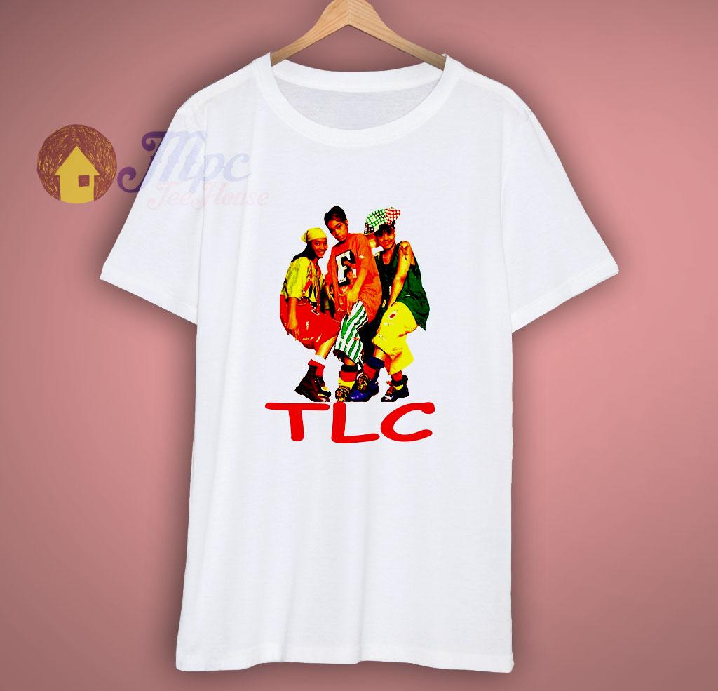 Tlc Classic Rap T Shir
