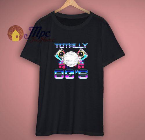 Totally 80s Disco T shirt