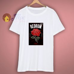 Travis Scott 1 Rose Pic T Shirt