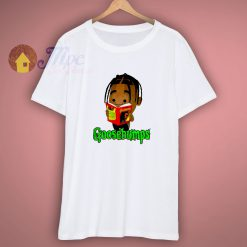 Travis Scott x Goosebumps Tshirt