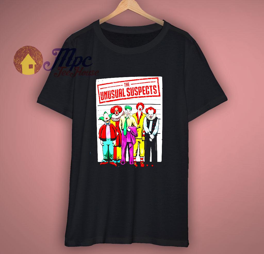 Unusual Suspects Shirt