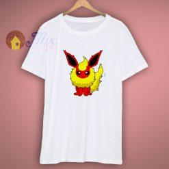 Vansty Flareon Sitting Pokemon