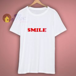 Victoria Bekham Is A Smile T Shirt