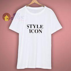 Victoria Bekham Smile Icon T Shirt
