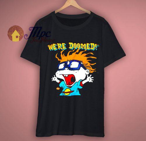 Vintage 90s Deadstock Kids Oversized Rugrats T shirt