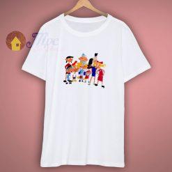 Vintage 90s Hey Arnold Cartoon T Shirt