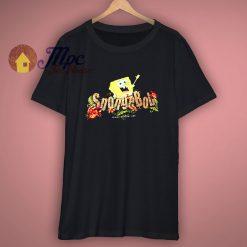 Vintage Spongebob shirt 90s spongebob tshirt