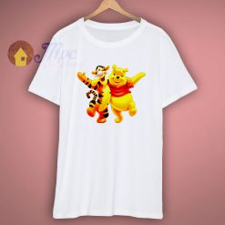 Winnie the Pooh Brothers Mens T Shirt