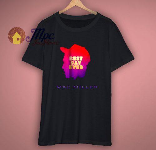 mac miller rapper t shirt