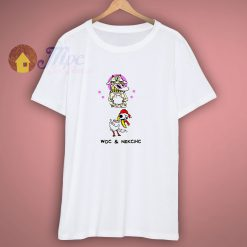 Woc Nekcihc Cow And Chicken T Shirt