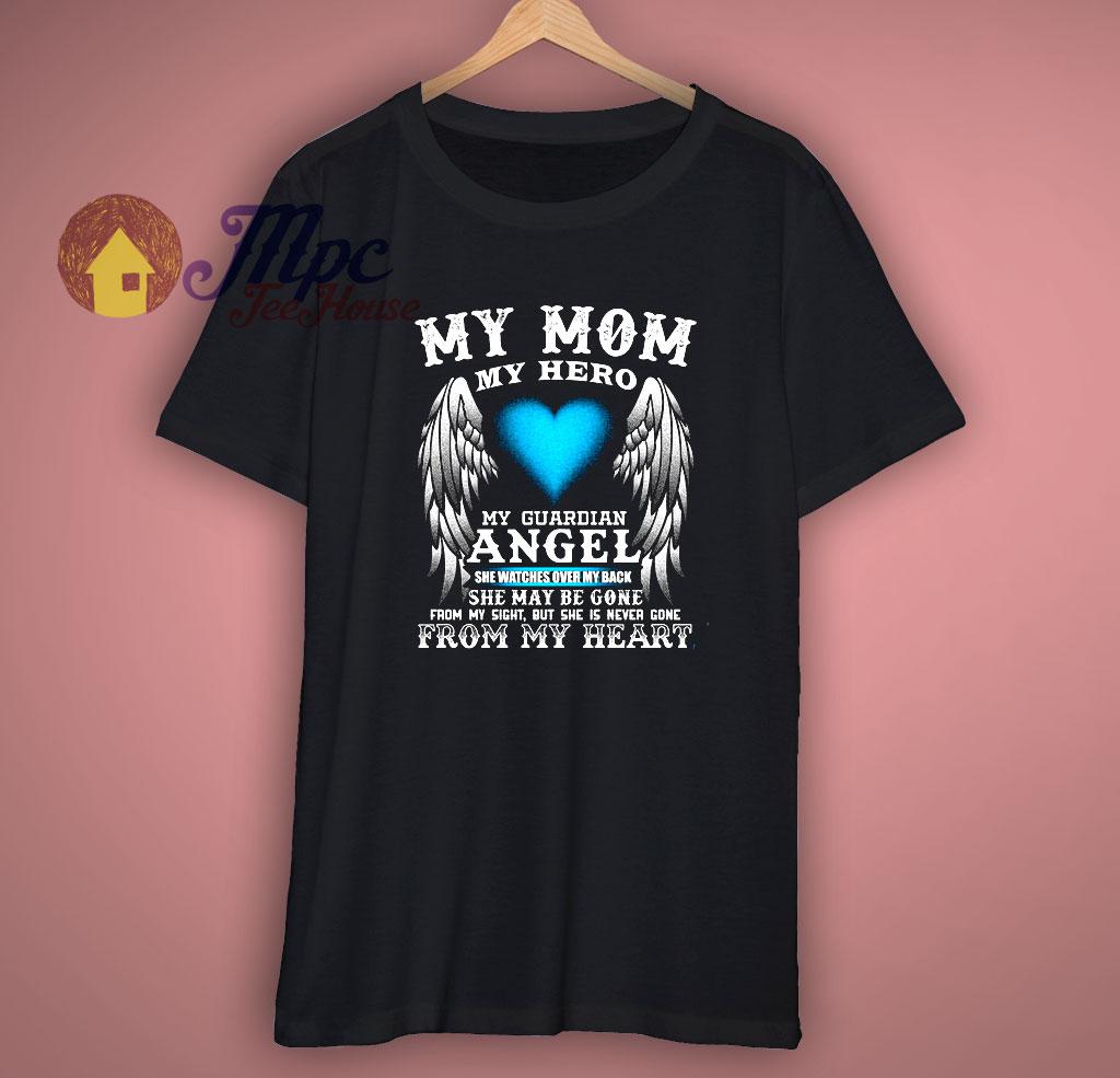 Memorial Gift My Mom My Hero
