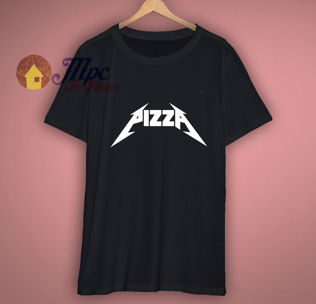 Pizza Rock T Shirt