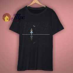 Alice In Wonderland Starry Night Vintage T Shirt