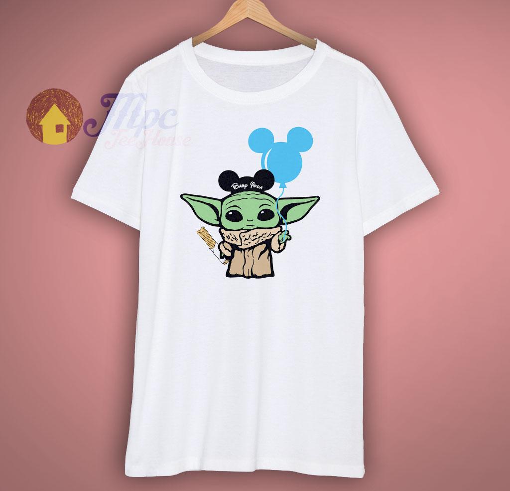 Baby Yoda Youth T Shirt