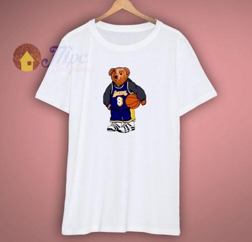 Baller Bear Ralph Lauren T Shirt