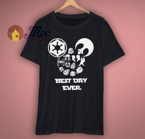 Best Day Ever T Shirt