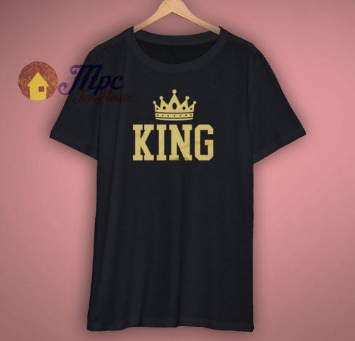 Birthday King T Shirt