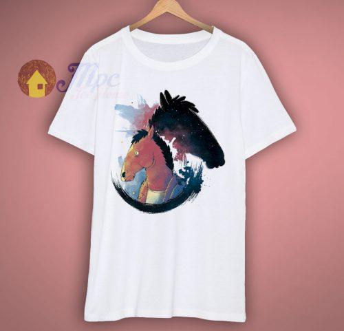 BoJack Horseman Art T Shirt