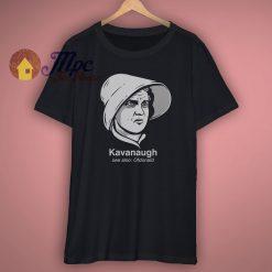 Brett Kavanaugh Protest Funny T Shirt