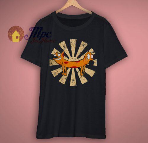 CatDog Nickelodeon Funny T Shirt
