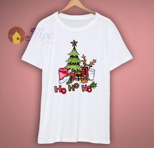 Cute Christmas Tree T Shirt